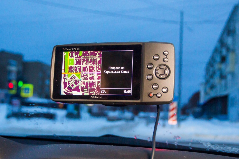 Тест профессионального навигатора Garmin GPSmap 276Cx: возвращение легенды