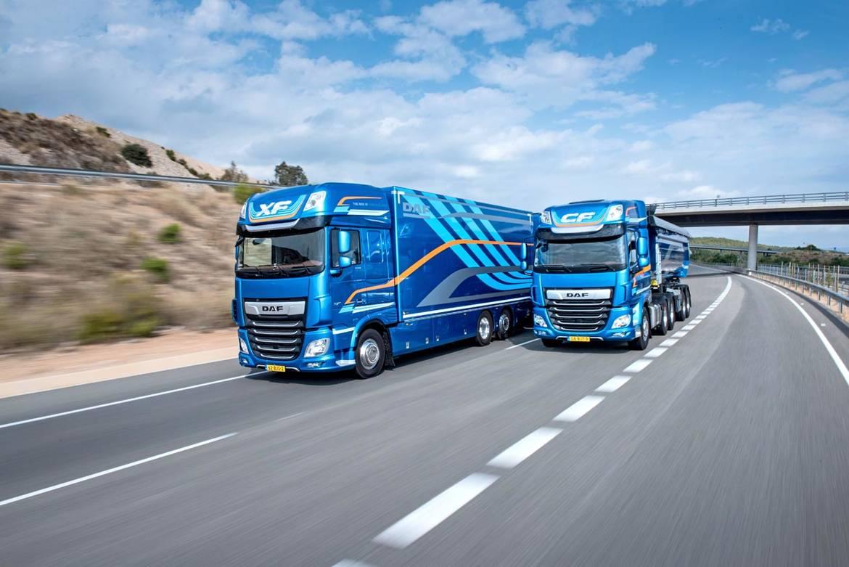 Обзор новых грузовиков DAF CF, XF и LF: по всем направлениям