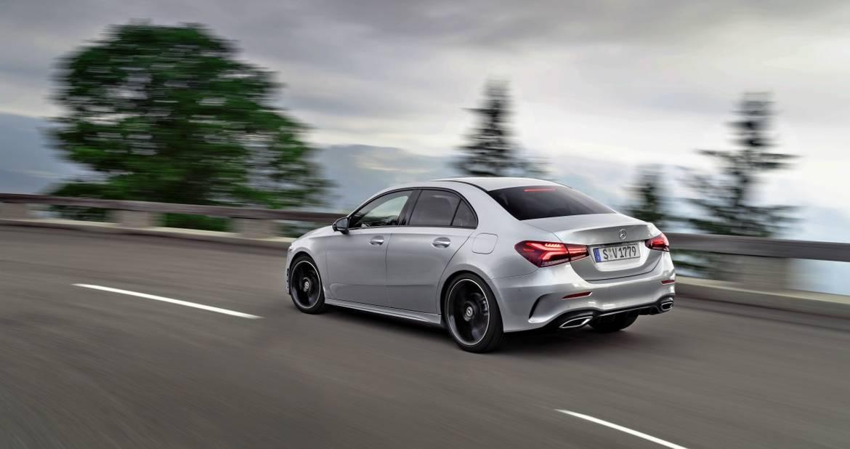 Париж 2018: Mercedes готовит мировую премьеру A-Class Sedan