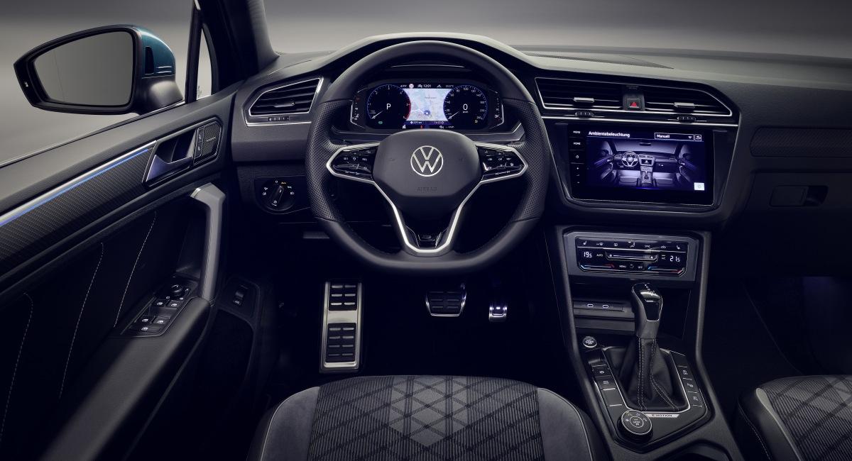 Надежные автомобили-кроссоверы 2020 Volkswagen Tiguan 2020