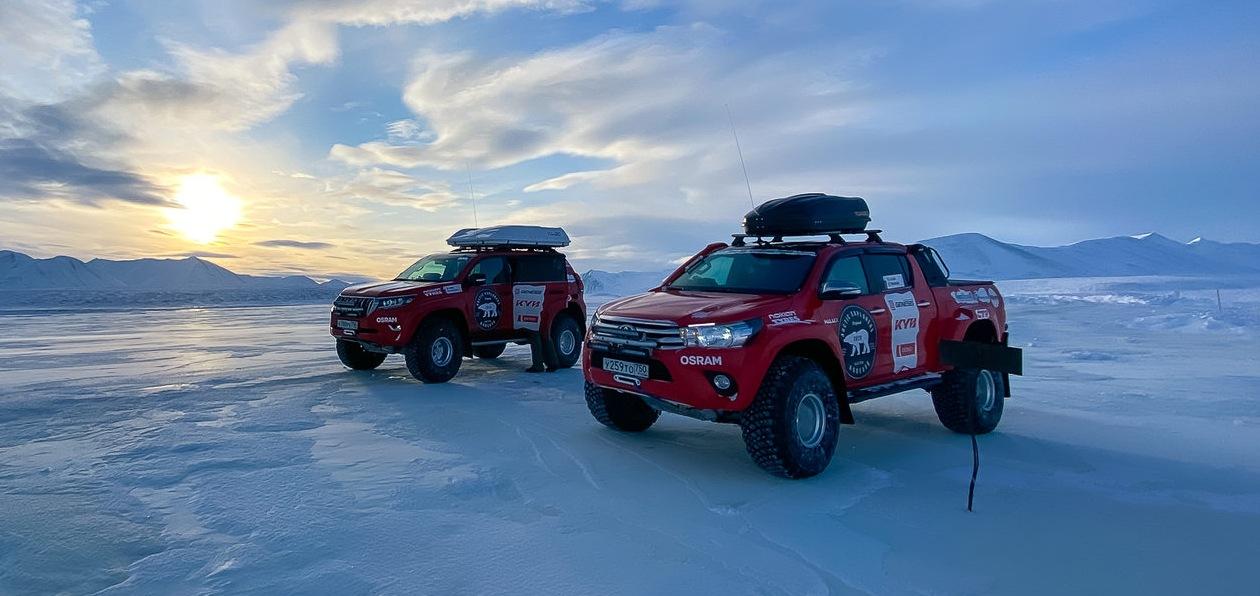 В России стартовала акция Arctic Promo