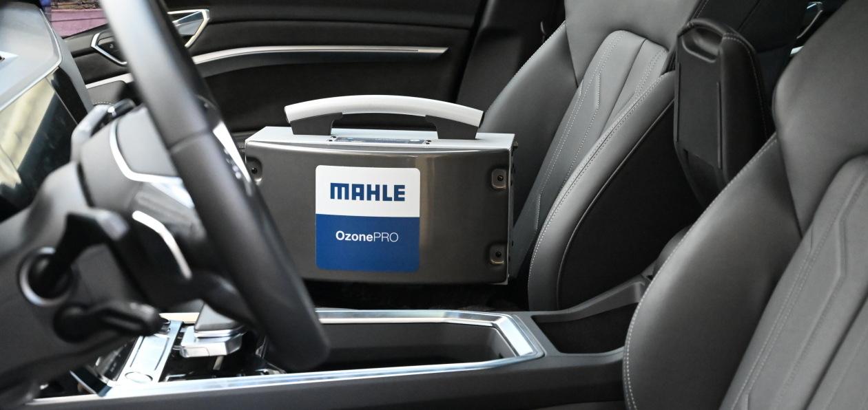 Mahle представила установку для очистки воздуха