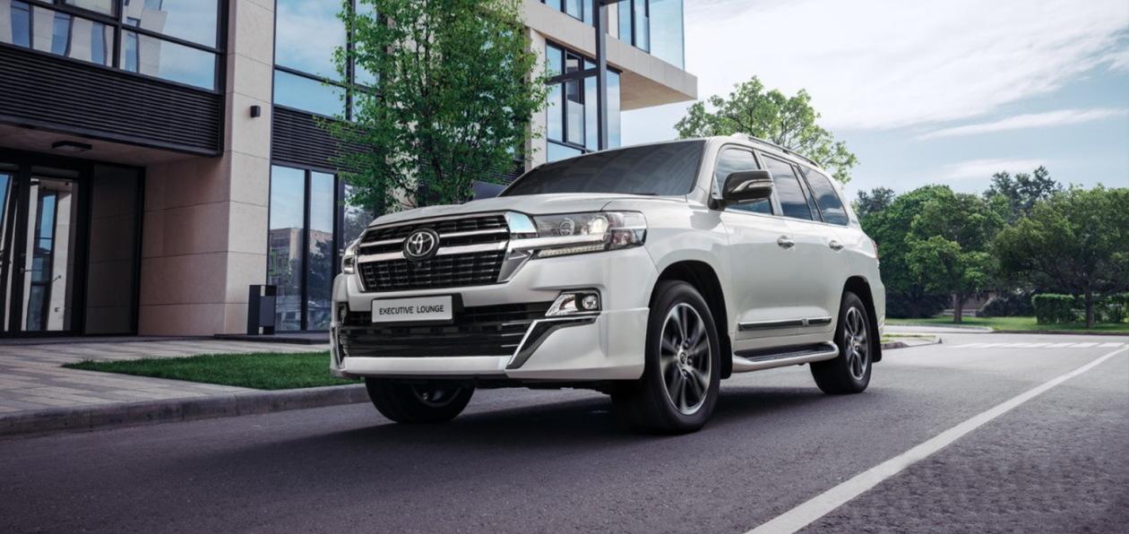 Три модели Toyota получили противоугонный идентификатор T-Mark