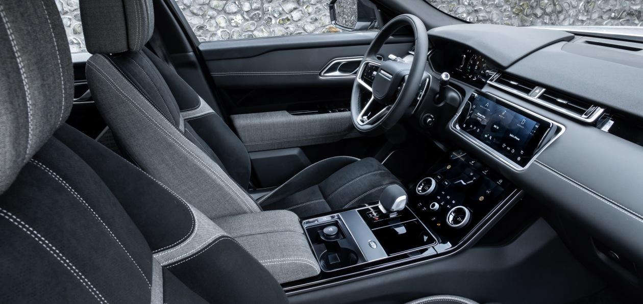 Автомобили Jaguar Land Rover получат обивку салона из вторсырья