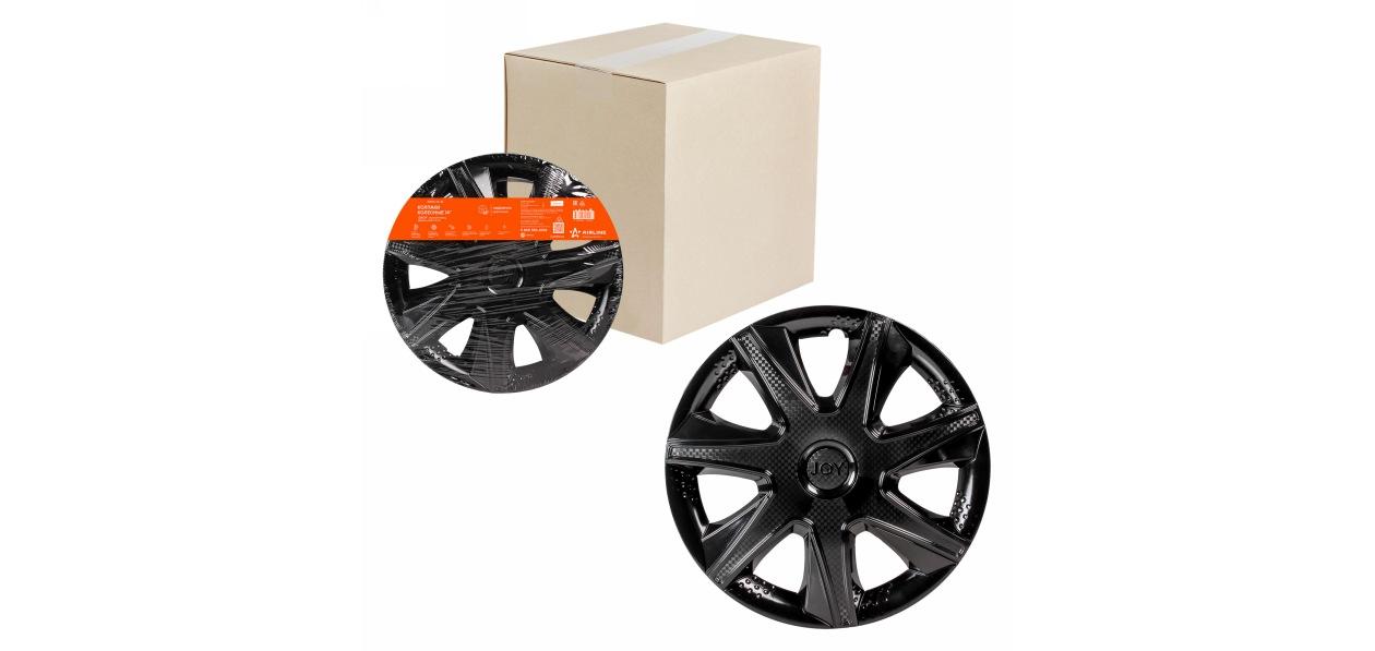 Airline представил новые колпаки для колесных дисков