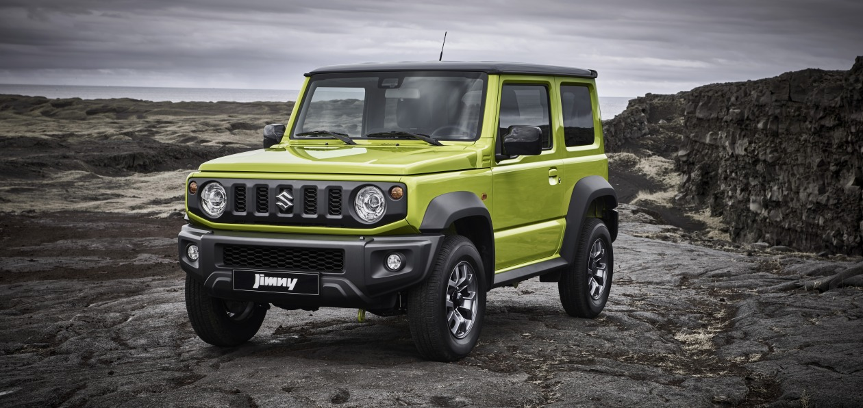 suzuki jimny 2019. Black Bedroom Furniture Sets. Home Design Ideas
