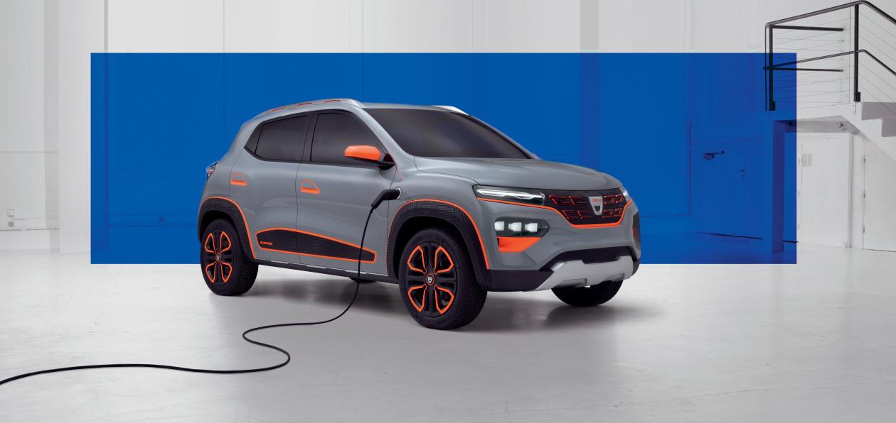 В Renault назвали сроки выхода на рынок бюджетного электрокара Dacia