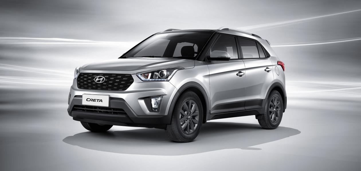 Hyundai привезет в Россию обновленную Creta