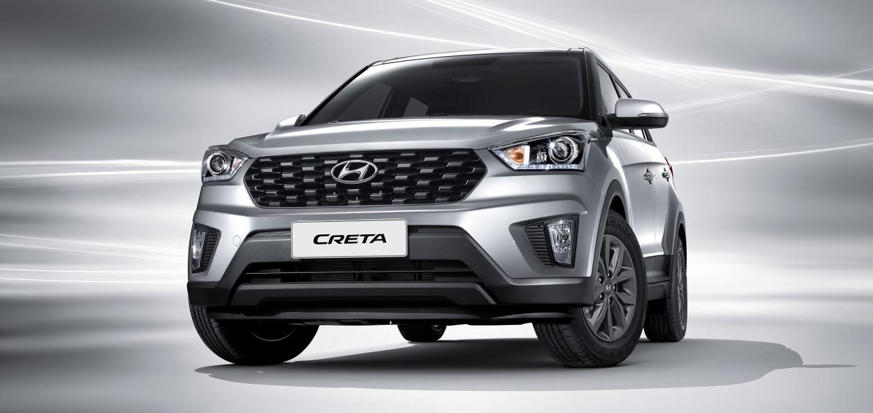 Hyundai оценил в рублях обновленную Creta