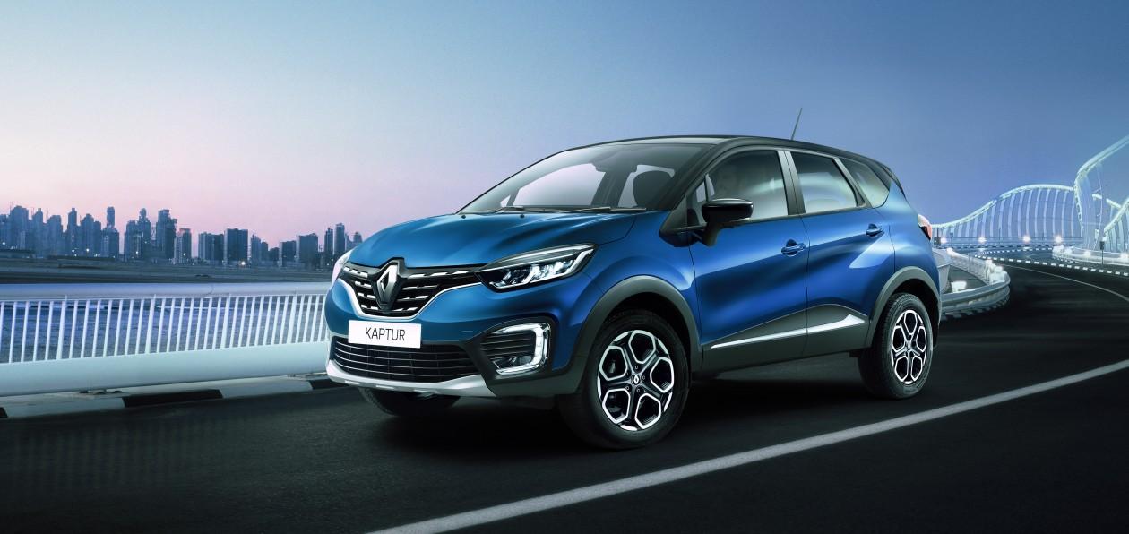 Renault готовит новый Kaptur