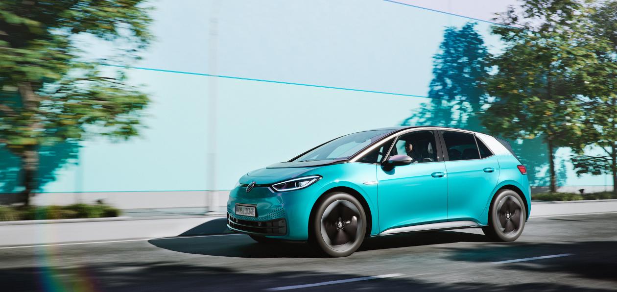 Первый электромобиль Volkswagen будет стоить на уровне дизельного Golf