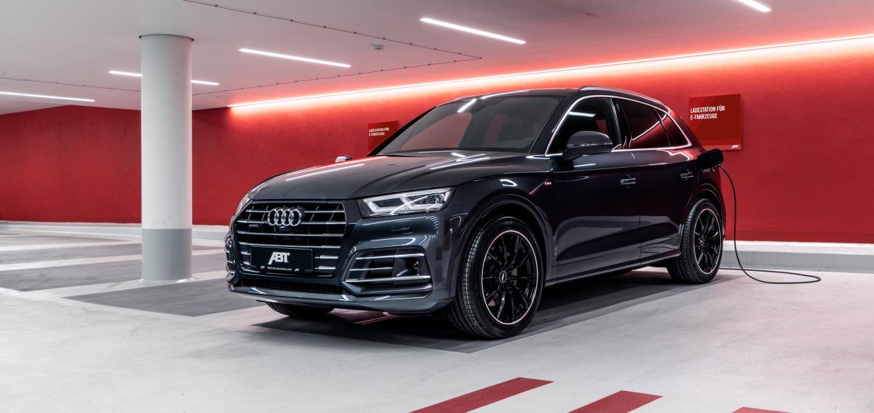 ABT «зарядил» гибридные Audi Q5