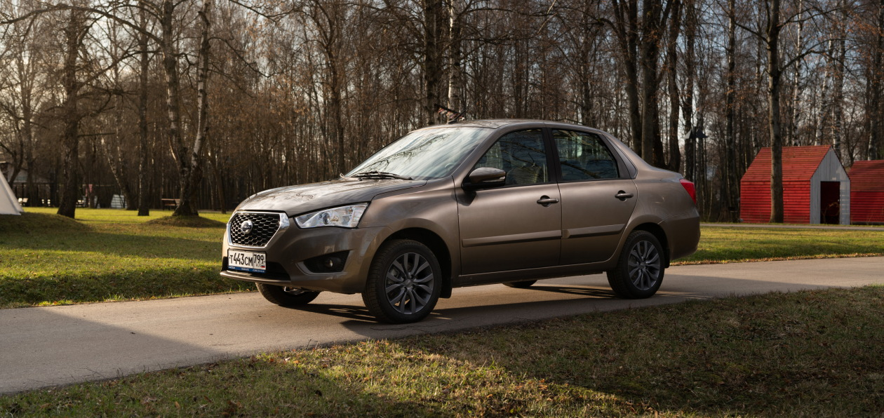 Datsun on-DO и mi-DO получили новую комплектацию