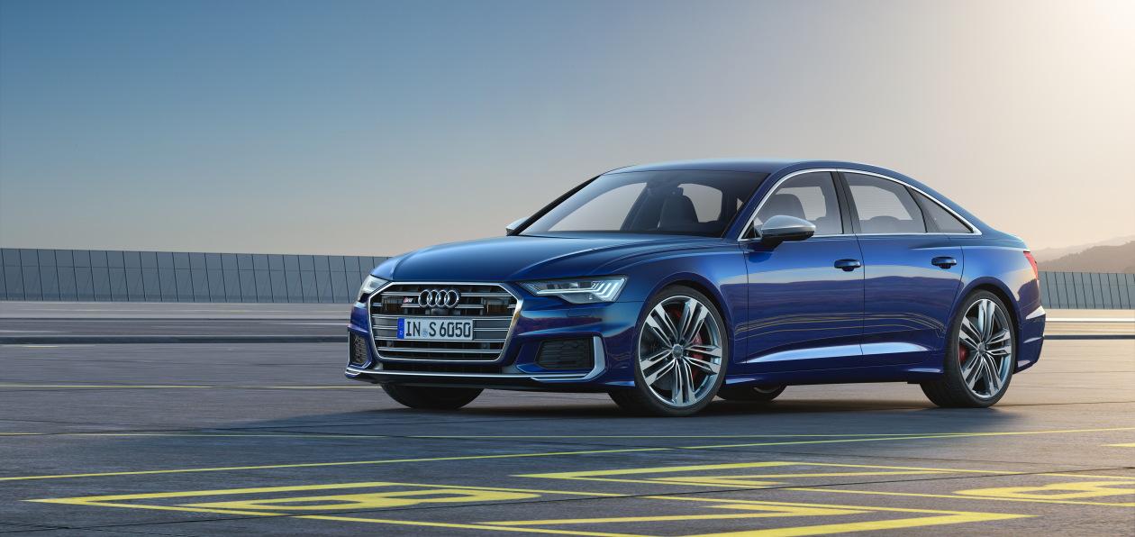 Новые Audi S6 и S7 Sportback доступны для заказа в России