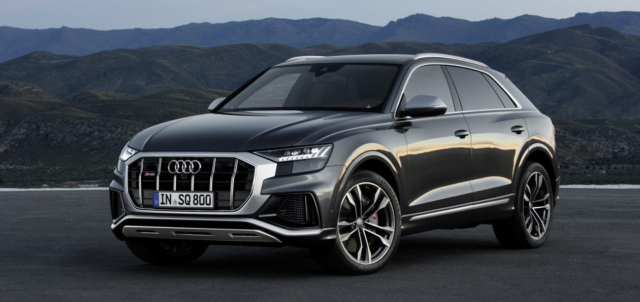 Новый Audi SQ8 получил российский ценник