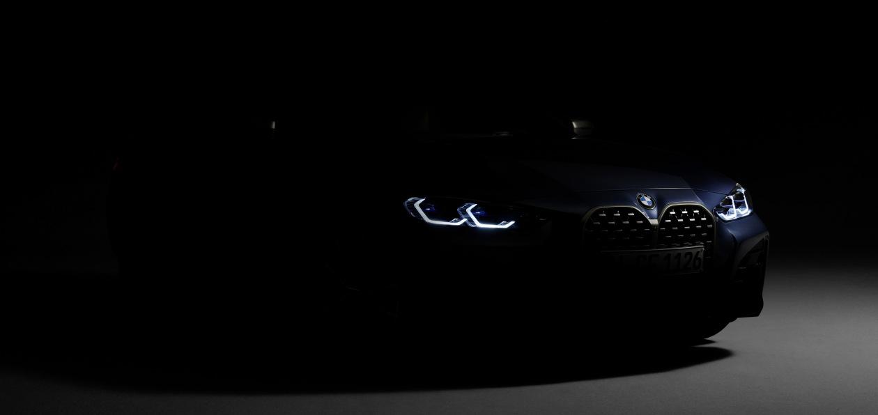 Названа дата мировой премьеры нового BMW 4 Series Coupe