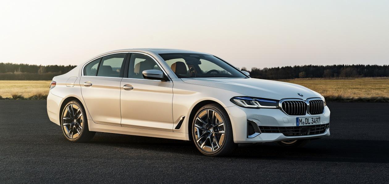 Новый BMW 5 Series доступен для заказа в России