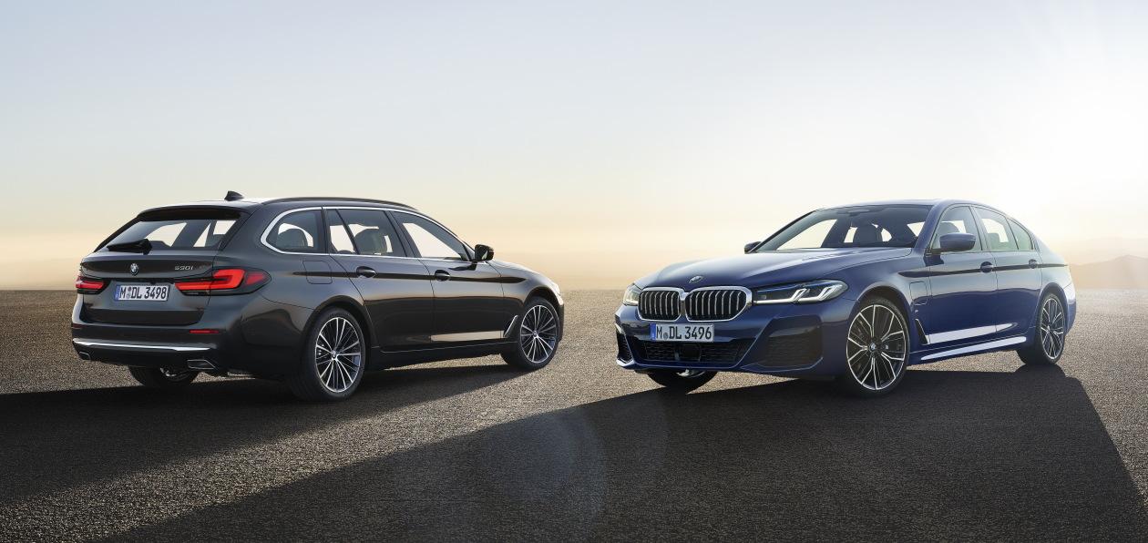 BMW обновила «пятерку»