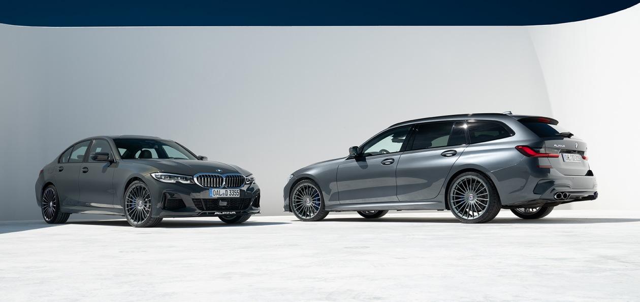 Alpina доработала дизельную «трешку» BMW