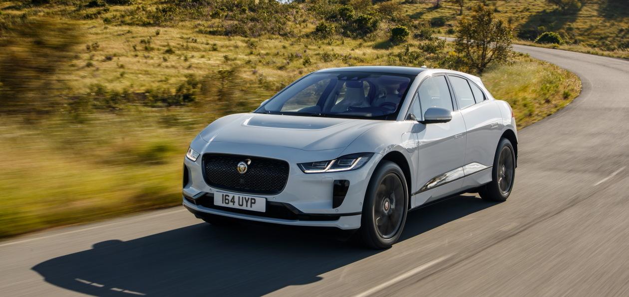 В России подешевел Jaguar I-Pace