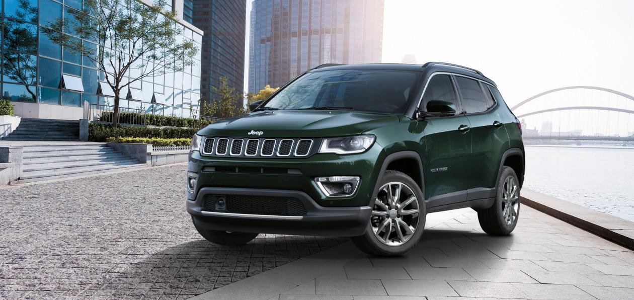 Обновленный Jeep Compass доступен для заказа в Европе
