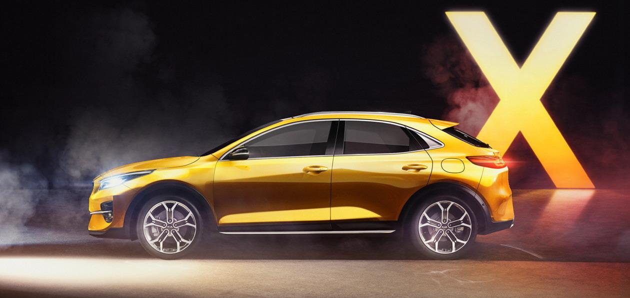 Новый Kia XCeed представят в режиме онлайн