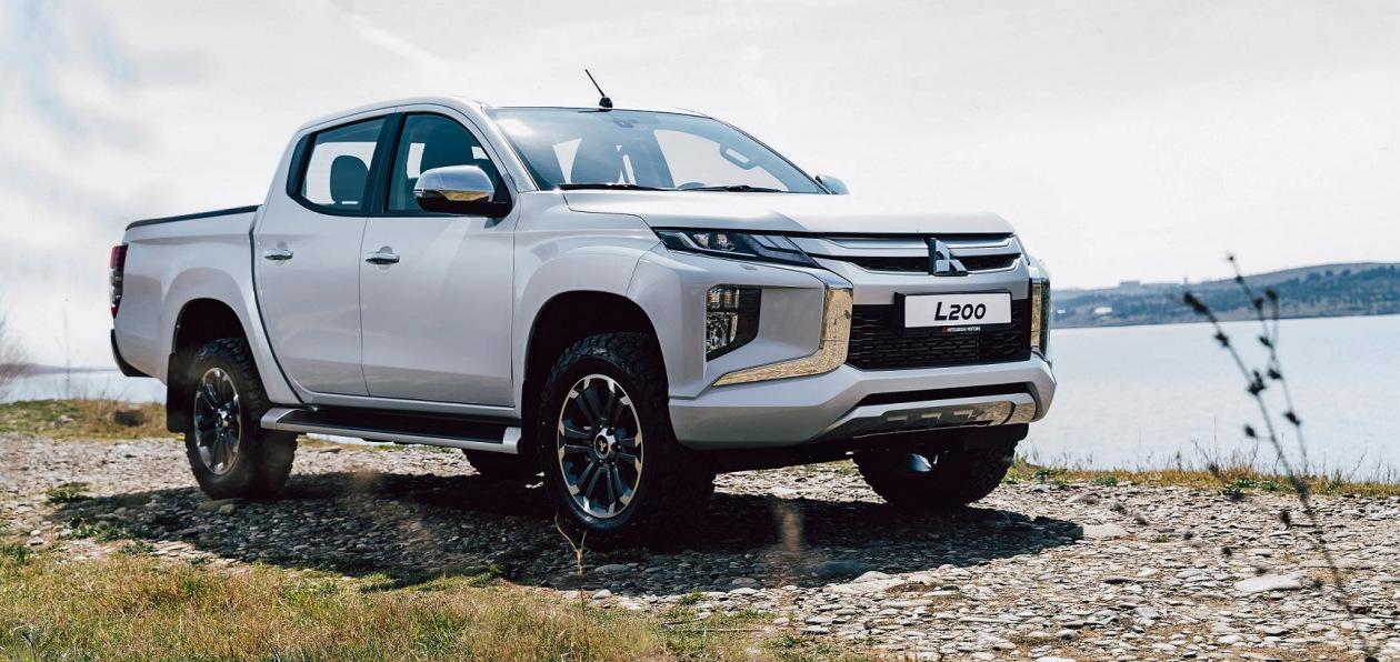 Новый Mitsubishi L200 стал доступен в Казахстане