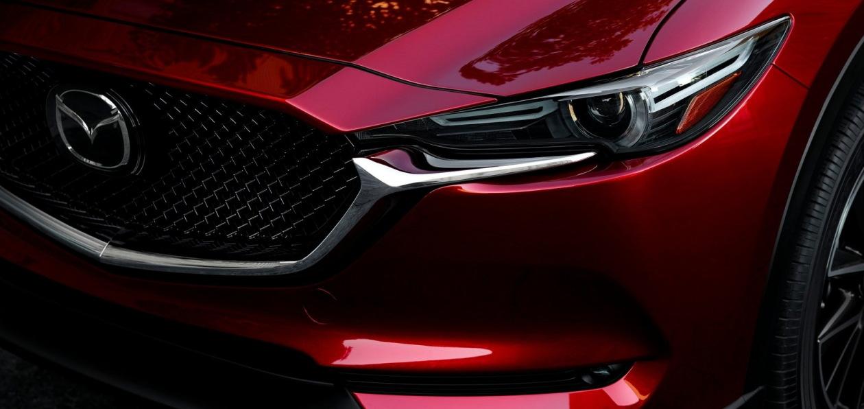 Новая Mazda CX-5 сменит имя и конструктивную схему