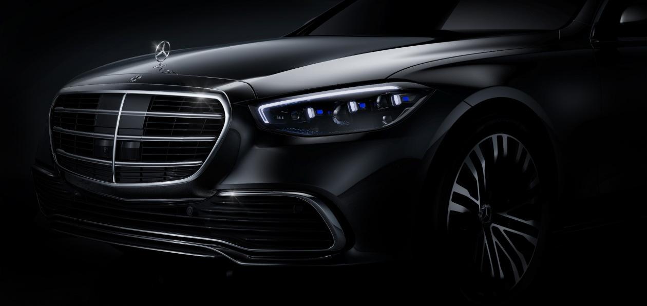 Mercedes готовит смену поколений S-Class