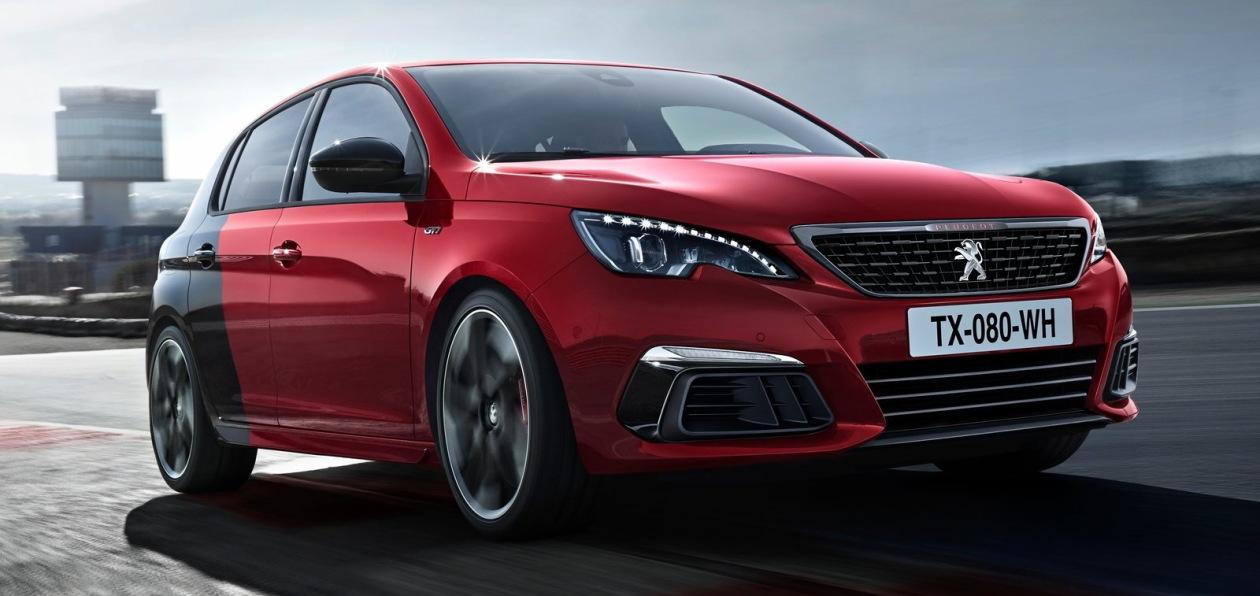 Преемник Peugeot 308 GTi станет «заряженным» гибридом