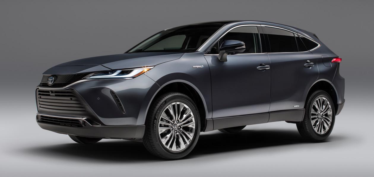 Toyota показала новую Venza
