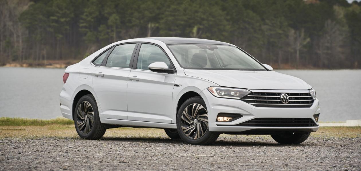 Volkswagen оценил в рублях новую Jetta