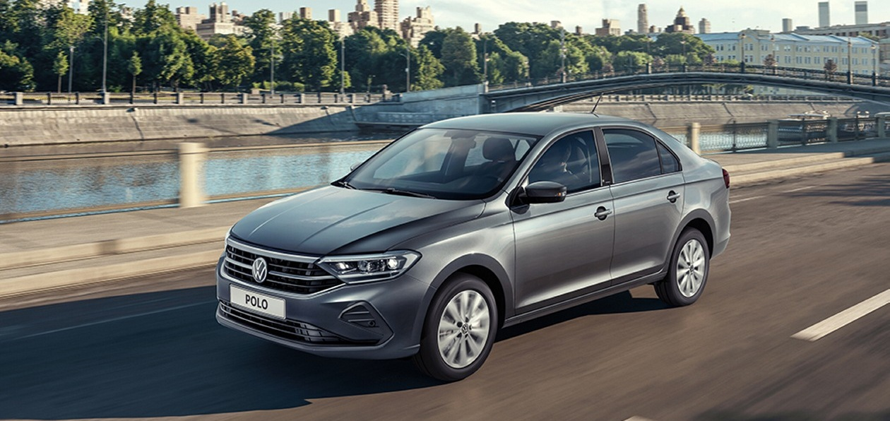 Volkswagen оценил в рублях новый Polo
