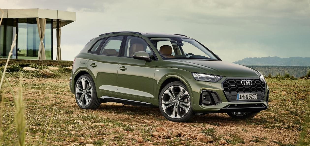 Audi обновила кроссовер Q5