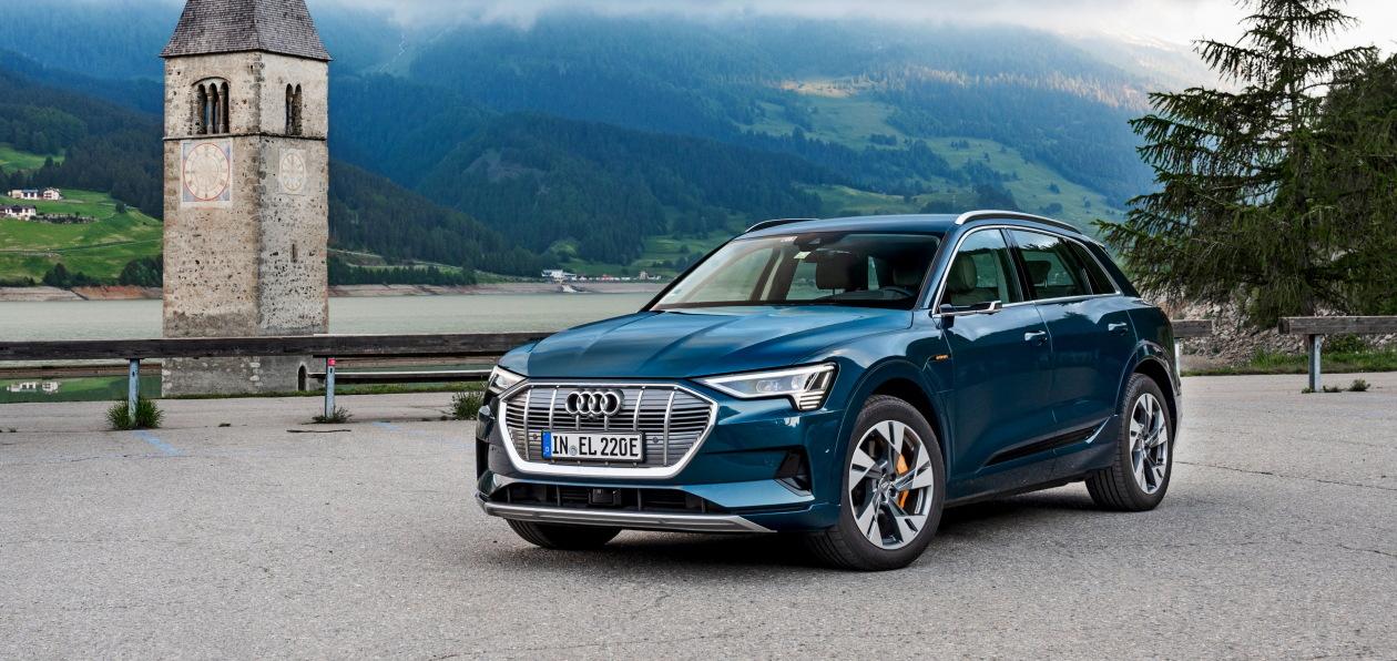 Audi e-tron получил российский ценник