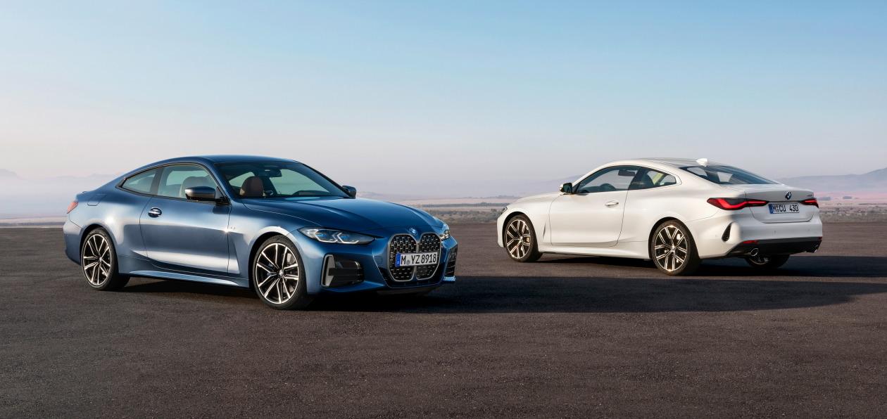 BMW представил новое купе 4 Series