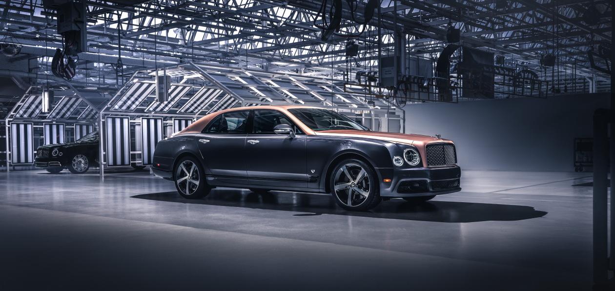 Bentley завершил производство модели Mulsanne