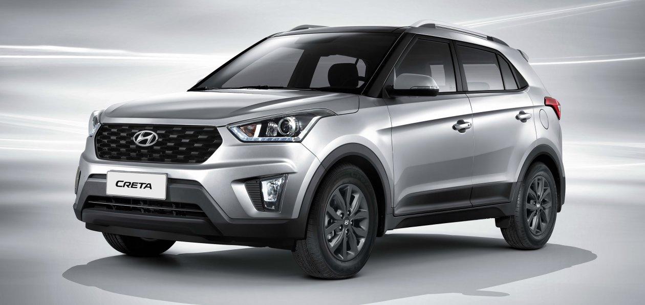 Новая Hyundai Creta появится в России в 2021 году