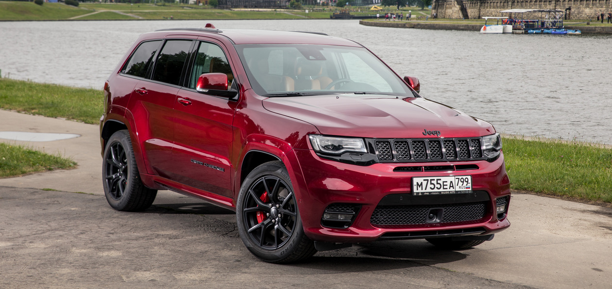 Jeep начинает продавать автомобили через площадку Сбербанка