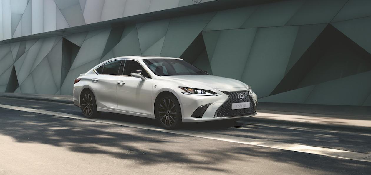 Lexus ES 250 получил новую спецверсию