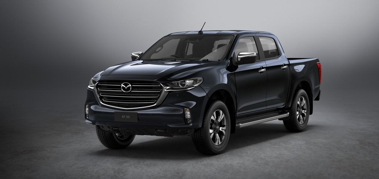 Mazda показала новый BT-50