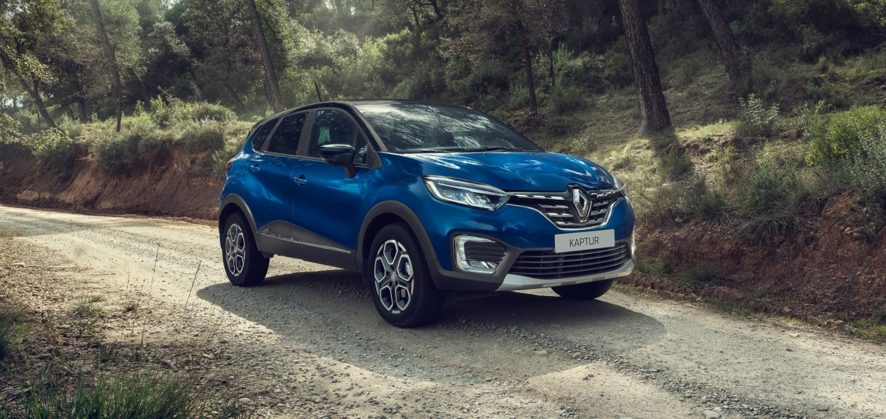 Новый Renault Kaptur доехал до дилеров