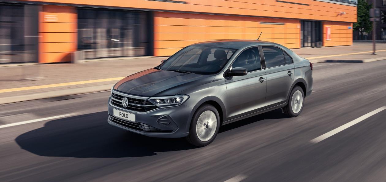 Новый Volkswagen Polo едет к дилерам