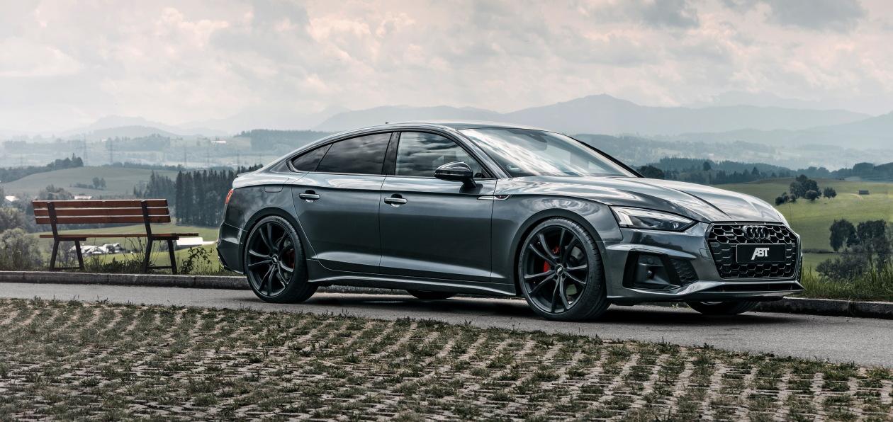 ABT форсировал обновленный Audi A5