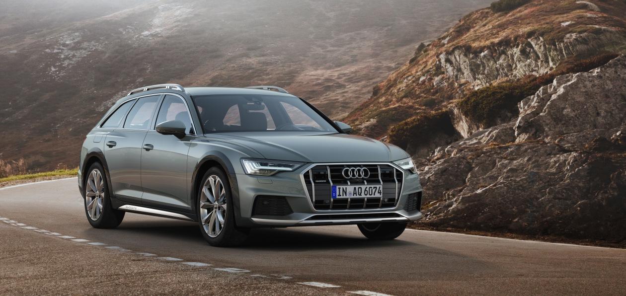 Audi A6 allroad quattro получил новую спецверсию