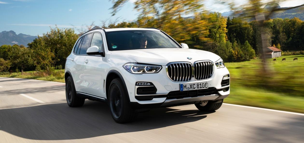 BMW X5 «поедет» на водороде