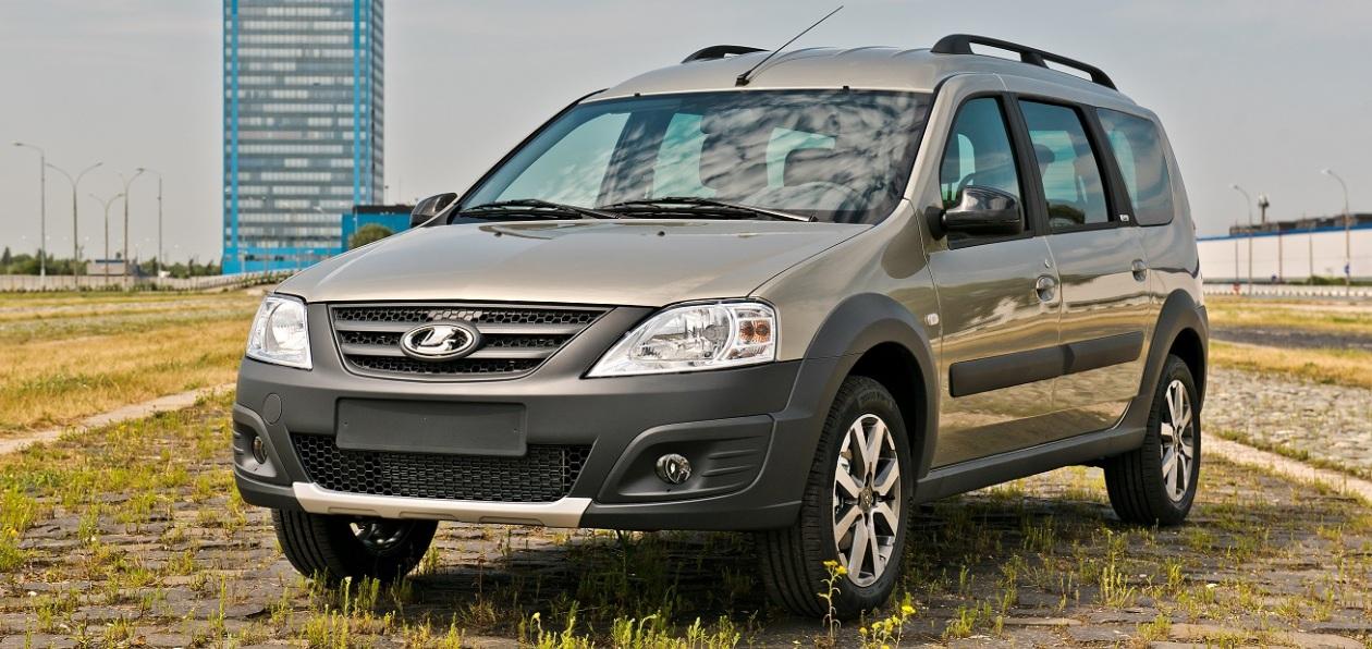 Универсал Lada Largus Cross получил новую спецверсию