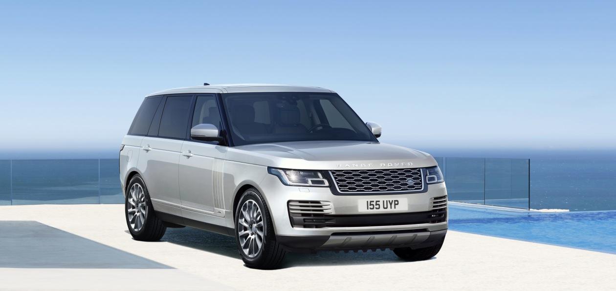 Обновленные Range Rover и Range Rover Sport получили новый двигатель