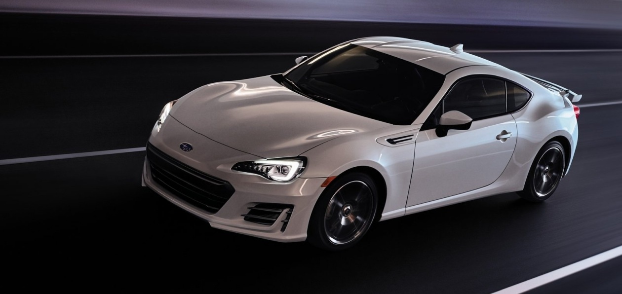 Subaru снимает с производства модель BRZ