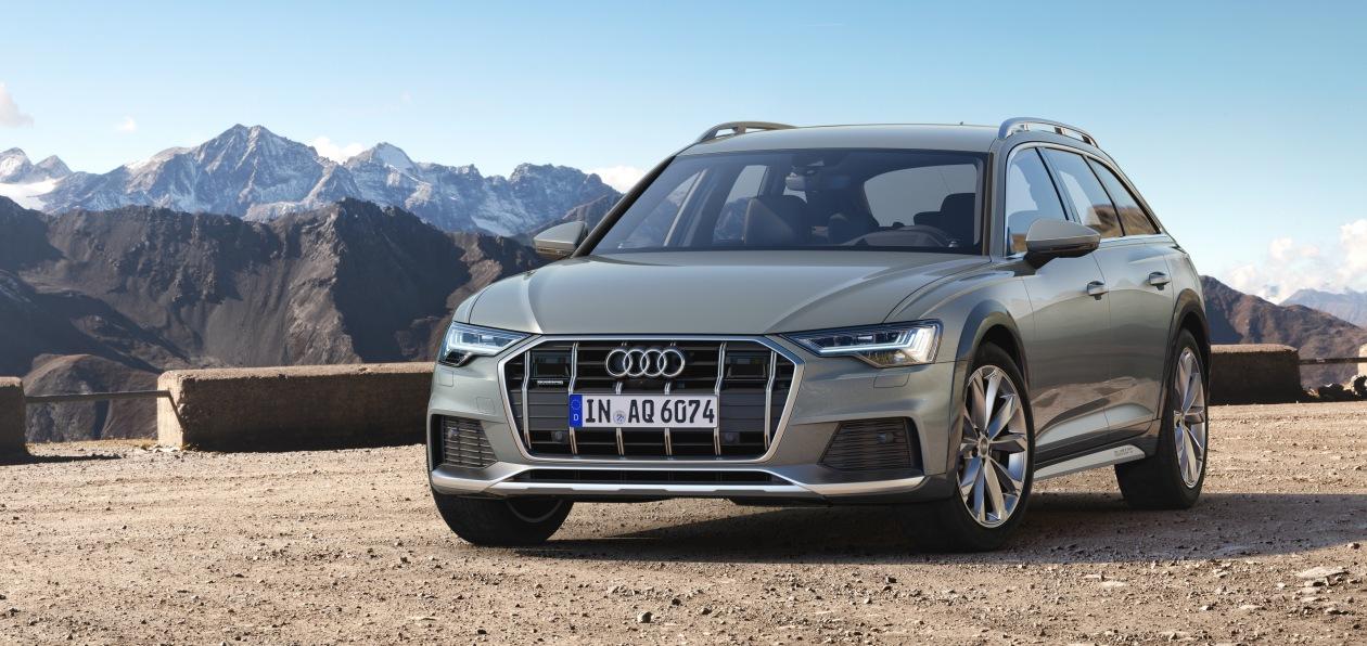 Audi «оценила» в рублях новый A6 allroad quattro